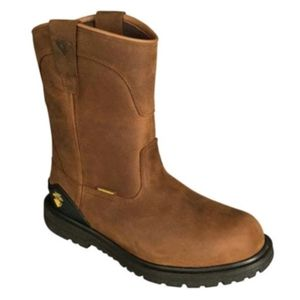 Herman survivors waterproof steel toe boot